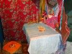 Visão Geral do Altar dos Ciganos com o Baralho Cigano - Tarot Cigano