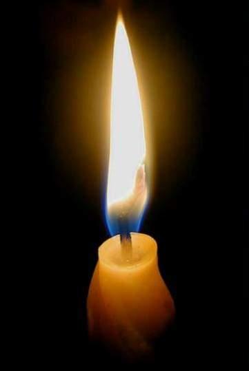 Chama da vela