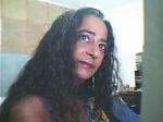 Cigana Henriqueta atualizando o site